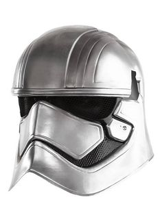 Star Wars 7 Captain Phasma Helm