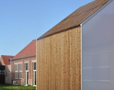 Woesten Cultural Center by ROOM & ROOM