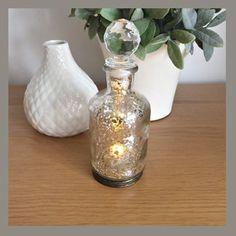 LED perfume bottle