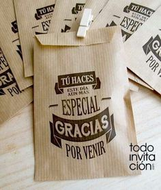 Wedding and reception ideas Wedding Favors, Party Favors, Our Wedding, Wedding Gifts, Bridal Shower, Baby Shower, Little Presents, Mexican Party, Ideas Para Fiestas