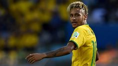 """NEYMAR: """"We are here to run to the end"""" @neymarjr #BRACOL #WorldCup - http://fifa.to/1pXunm0 pic.twitter.com/XTLus4dMkS"""