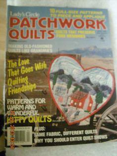 PATCHWORK QUILTS Magazine April 1993