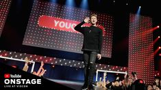 YouTube OnStage: YouTube Game Show hosted by Collins Key