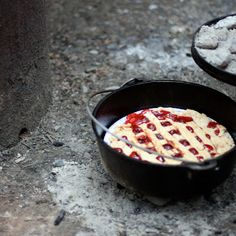 Dutch Oven Pie