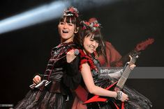 http://media.gettyimages.com/photos/sumetal-and-moametal-of-babymetal-perform-during-the-alternative-picture-id577570608