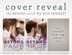 Tome Tender: Cover Reveal Beyond Fame & Beyond Trust by Eve Con...