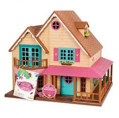 Онлайн магазин за дървени играчки Mousetoys.eu > Li'l Woodzeez - Къщата на село с обзавеждане > КУКЛИ КЪЩИ И МЕБЕЛИ > ВСИЧКО ЗА КУКЛИ - КУКЛИ КЪЩИ И МЕБЕЛИ Fantasy Play, Pop Figurine, Toy House, Dream Baby, Small Pillows, Cute Toys, Cottage Homes, Pet Shop, Bath And Body Works