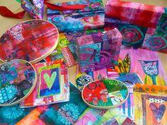 Creativity Unleashed - Traci Bautista