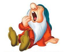 *SLEEPY ~ Snow White and the Seven Dwarfs, 1937