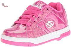 Heelys Split, Chaussures de Tennis Fille, Rose (Pink / Hologram), 40.5 EU - Chaussures heelys (*Partner-Link)