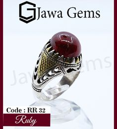 Good Irani Male Ring #Ruby #Yakoot ₨ 8,500 For more details whatsapp on 03159477284 Free Delivery all over Pakistan Wearing a ruby gemstone can benefit the wearer by begetting support from the state, authority, administration. In medical astrology, wearing a ruby gemstone can restore vitality and help in issues related to eyesight and blood circulation. #JawaGems #Jawa #Ruby #RubyRing #Rubybracelet #Rubypendent #Rubyearring #Stone #Diamond #Zamurd #Feroza #Lapis #BuyOnline #Luckystone…