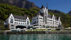 Hotel in Switzerland - Investigate Switzerland occasions and see the greatest time and nice places to go to. Hotel and hotel in Switzerland Family Resorts, Best Resorts, Hotels And Resorts, Lake Lucerne Switzerland, Switzerland Hotels, Hotel Villa Honegg Switzerland, Piscina Hotel, Places To Travel, Places To Go
