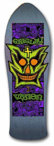 Brand: Vision  Pro model: John Grigley  Size: 9.75in x 31in