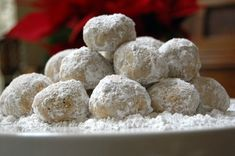Mexican Wedding Cookies | G-Free Foodie #GlutenFree
