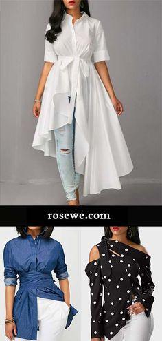 top, tops, fashion top, fashion tops, tops for women 2017, top for womens 2017, cute top, cute tops, top for women, tops for women, top outfits, fall top, fall tops, tops outfits, dressy top, dressy tops, chic top, chic blouse, chic shirt, shirts, shirt, free shipping worldwide at rosewe.com.