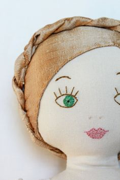 { A Custom Bespoke Bosom Doll } Create a { m a d e . t o . o r d e r . c u s t o m . b e s p o k e } doll for your little beauty (or yourself, your Mom or Auntie for that matter)....Choose the items you wish to specify (hair color. eye color. skin color. clothing/fabric choice. etc.) &