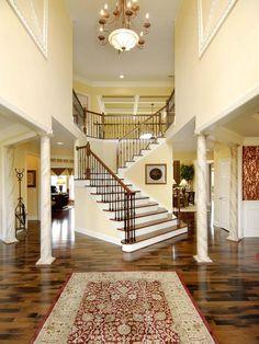 Elegant Entryway : Model Home Interiors, Inc. : Entryways And Halls : Pro Galleries : HGTV Remodels
