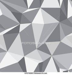 Clipart - diamant, seamless, muster, -, abstrakt, polygon, struktur k10749801 - Suche Clip Art, Illustration Wandbilder, Zeichnungen und Vector EPS grafische Bilder - k10749801.eps