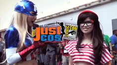 CROSSPLAY - Just Cos SDCC