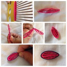 Teary Loops Flower Quilling- Tutorial http://shristhi4dec.blogspot.in/