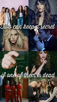Two can keep a secret if one of them is dead ★