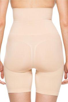 KissKill Tummy Thigh Shaper - Front Full Image