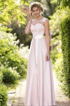 Wedding Dresses Bridesmaids True Bride M641