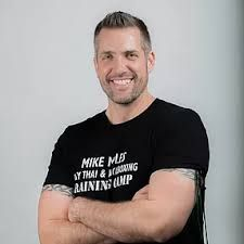 Muay Thai & Martial Arts - Mike Miles is the original Muay Thai gym in Calgary, cardio kickboxing classes & best Mma Gym in Calgary. Kickboxing Classes, Cardio Kickboxing, Muay Thai Martial Arts, Muay Thai Gym, Mma Gym, Boxing Training, Calgary, Mens Tops, Boxing Workout