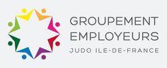 Création d'un logo pour le Groupement Employeurs Judo Ile-de-France.