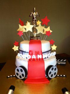 Movie Themed Birthday Cake My Cakes Pinterest Birthday Cakes - Movie themed birthday cake