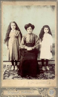 The Baltayian family, Adana (Source: Megerditch Bouldoukian collection)