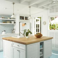 Coastal Theme Home Remodel