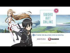 Sword art online, trailer.  YouTube