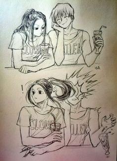 Hisoka, Killua, Hunter X Hunter, Hunter Anime, Me Anime, Manga Anime, Anime Art, Kalluto Zoldyck, Funny Anime Pics