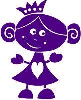 Purple princess!