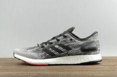 6fb75c92a achat Men Adidas Pureboost DPR Core Black Noir White blanc Red S80993 Youth  Big Boys Sneakers