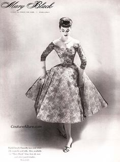 96ae0657e93 Couture Allure Vintage Fashion  Search results for Department stores