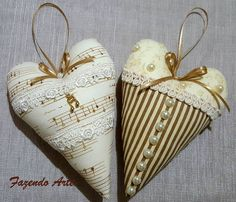 Thread Art, Felt Christmas Ornaments, Angel Wings, Projects To Try, Hearts, Wreaths, Holiday Decor, Towels, Diy