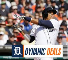 The #Tigers are back in town on Monday! Find out how you can get tickets as low as $10 here: http://atmlb.com/1n2Rg9F