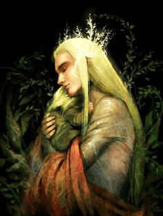 Father and Son; Mirkwood Family