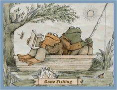 Cross Stitch Pattern PDF: Frog and Toad