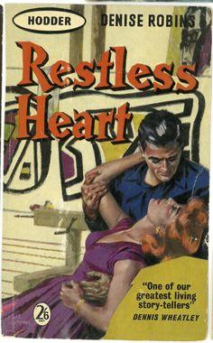 Restless Heart Denise Robins (Hodder)