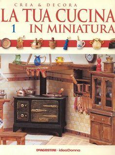 Cozinha em miniatura - Kate Maksimenko - Picasa Web Albums