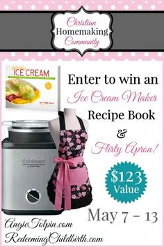 Launching New Christian Homemaking Community on Facebook! Giveaway Plus Free Ebook!