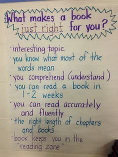 Fourth Grade Studio: Learning, Thinking, Creating Ela Anchor Charts, Reading Anchor Charts, Library Lesson Plans, Library Lessons, Writing Lessons, Library Ideas, Reading Skills, Teaching Reading, Teaching Ideas