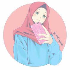 Disney art drawings pencil illustrations Ideas for 2019 Girl Cartoon, Cartoon Art, Hijab Drawing, Art Ideas For Teens, Islamic Cartoon, Hijab Cartoon, Islamic Girl, Cute Profile Pictures, Pencil Illustration