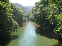 Tempi, Greece - Pineios river