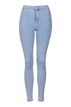 MOTO Authentic Blue Joni Jeans