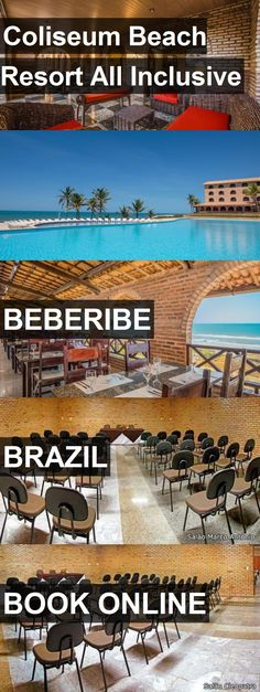 Hotel Coliseum Beach Resort All Inclusive in Beberibe, Brazil. For more information, photos, reviews and best prices please follow the link. #Brazil #Beberibe #ColiseumBeachResortAllInclusive #hotel #travel #vacation