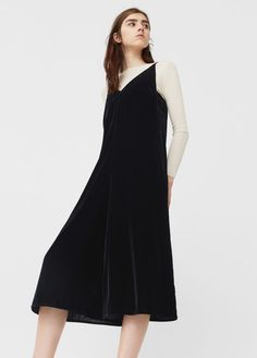 Velvet crop jumpsuit